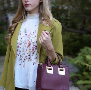 Vegan Leather bag - Sophie Hulme lookalike